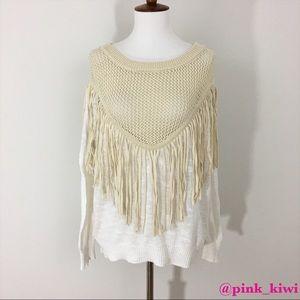 Wildfox Lucky Charm Tawny Sweater
